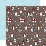 My Favorite Winter: Winter Activities 12x12 Patterned Paper