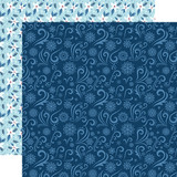 My Favorite Winter: Winter Chill 12x12 Patterned Paper