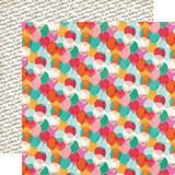 Party Time: One Year Older 12x12 Patterned Paper