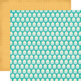 Party Time: Let's Eat Cake 12x12 Patterned Paper