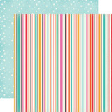Party Time: Streamers 12x12 Patterned Paper