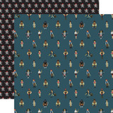 Pirate Tales: A Pirate's Life 12x12 Patterned Paper