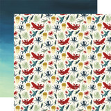 Pirate Tales: Sea Monster 12x12 Patterned Paper