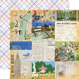 Practically Perfect: Walk in the Park 12x12 Patterned Paper