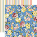 Practically Perfect: Jolly Floral 12x12 Patterned Paper