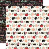 Salon: Purses 12x12 Patterned Paper