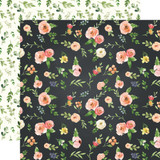 Spring Market: Market Floral 12x12 Patterned Paper