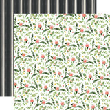 Spring Market: Farm Floral 12x12 Patterned Paper