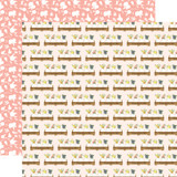 Spring Market: Home Sweet Home 12x12 Patterned Paper