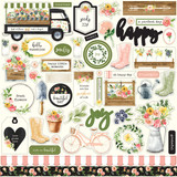 Spring Market: Element Sticker Sheet