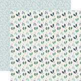 Snow Much Fun: Bundle Up 12x12 Patterned Paper