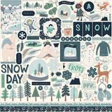Snow Much Fun: Element Sticker Sheet
