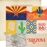 Stateside: Arizona 12x12 Patterned Paper