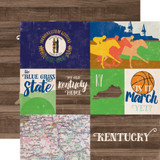 Stateside: Kentucky 12x12 Patterned Paper