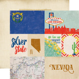 Stateside: Nevada 12x12 Patterned Paper
