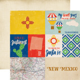 Stateside: New Mexico 12x12 Patterned Paper