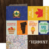 Stateside: Vermont 12x12 Patterned Paper