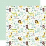 Sweet Baby Boy: It's a Boy 12x12 Patterned Paper