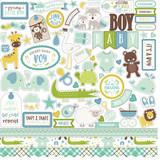 Sweet Baby Boy: Element Sticker Sheet