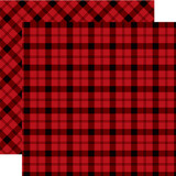 Tartan No. 2: Windsor Plaid 12x12 Patterned Paper