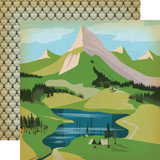 The Great Outdoors: Into the Woods 12x12 Patterned Paper