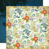 The Great Outdoors: Wildflowers 12x12 Patterned Paper