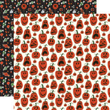 Trick or Treat: Pumpkins 12x12 Patterned Paper