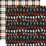 Trick or Treat: Halloween Banners 12x12 Patterned Paper