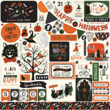 Trick or Treat: Element Sticker Sheet