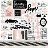 Wedding Bliss: Element Sticker Sheet