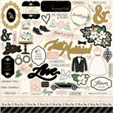 Wedding Day: Element Sticker Sheet