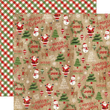 A Perfect Christmas: Christmas Collage