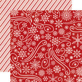 A Perfect Christmas: Snowflake Swirl