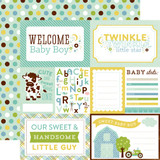 Bundle of Joy Boy: Welcome Baby Boy