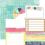 Creative Agenda: 4X6 Journaling Cards