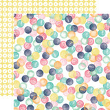 Creative Agenda: Watercolor Dots