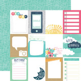 Creative Agenda: 3X4 Journaling Cards