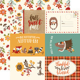 Celebrate Autumn: 4x6 Journaling Cards