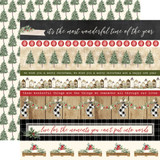 Christmas: Border Strips