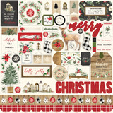 Christmas: Element Sticker Sheet