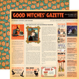 Haunted House: Good Witches' Gazette