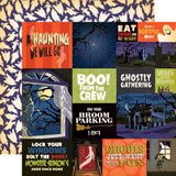 Haunted House: Multi Journaling Cards