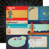 Space Academy: 4x6 Journaling Cards