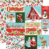 Santa's Workshop: Multi Journaling Cards