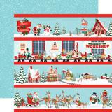 Santa's Workshop: Border Strips