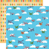 Toy Box: Airplanes Soaring