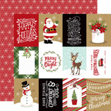 Celebrate Christmas: 3x4 Journaling Cards