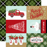 Celebrate Christmas: 4x6 Journaling Cards