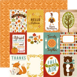 Fall is in the Air: 3x4 Journaling Cards