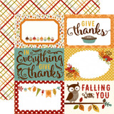 Fall is in the Air: Journaling Cards